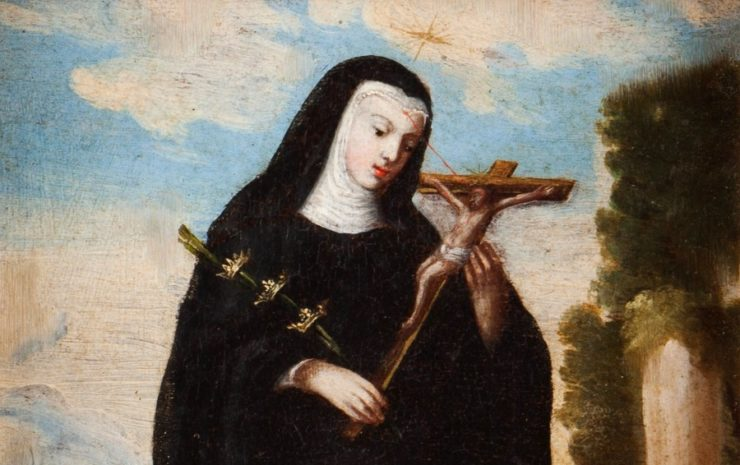 Św. Rita z CasciI