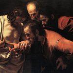Św. Tomasz Apostoł i Jezus