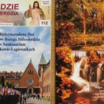 """""""Orędzie Miłosierdzia"""" - 112. numer kwartalnika Sanktuarium Bożego Miłosierdzia w Łagiewnikach"""