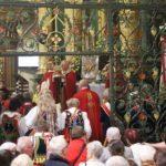 Uroczystości odpustowe w Sanktuarium Krzyża Świętego w Krakowie Mogile - Homilia abp. Marka Jędraszewskiego - 14 września 2019