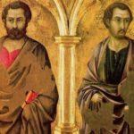 28 października - Święto świętych Apostołów Szymona i Judy Tadeusza