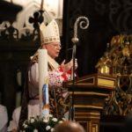 38. rocznica wprowadzenia stanu wojennego - Homilia abp. Marka Jędraszewskiego w Katedrze Wawelskiej - 13 grudnia 2019