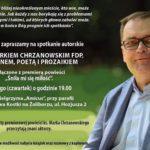 Spotkanie autorskie z ks. Markiem Chrzanowskim FDP - Dom Pielgrzyma AMICUS - 6 lutego 2020