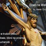 Słowo na Wielki Post #3 - Ks. Marek Chrzanowski FDP