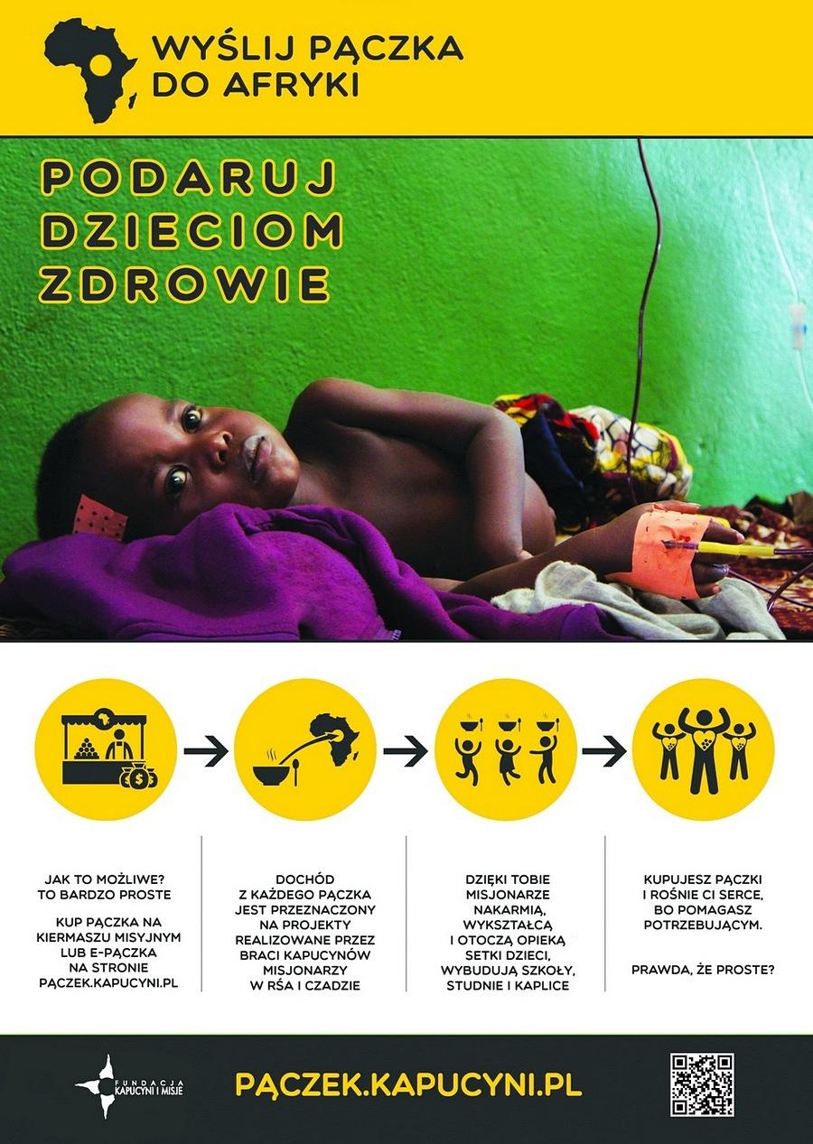 Wyślij pączka do Afryki 2020