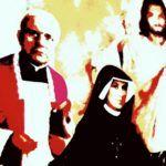 Jezus - Faustyna - Sopoćko - kolaż