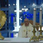 """Modlitwa papieża Franciszka o ustanie pandemii koronawirusa i błogosławieństwo """"Urbi et Orbi"""" - 27 marca 2020"""