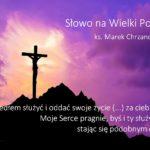 Dziś piętnaste z rozważań ks. Marka Chrzanowskiego FDP do Ewangelii na kolejne dni Wielkiego Postu - Środa 2. tygodnia Wielkiego Postu, 11 marca 2020 r.