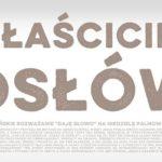 """Niedziela Palmowa 2020 - Franciszkańskie rozważanie """"Daję Słowo"""" - 5 kwietnia 2020"""