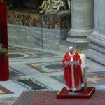 Niedziela Palmowa 2020 w Watykanie - Homilia papieża Franciszka i modlitwa Anioł Pański - 5 kwietnia 2020