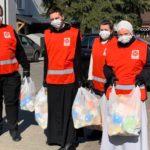 Wolontariusze Caritas