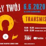 6 czerwca 2020 - XXIV Spotkanie Młodych LEDNICA 2000 #lednicawdomu