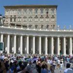 Anioł Pański z papieżem Franciszkiem - Niedziela, 2 sierpnia 2020