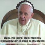 Papieska intencja modlitewna na wrzesień 2020 roku