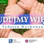 List pasterski z okazji X Tygodnia Wychowania w Polsce - Budujmy więzi!