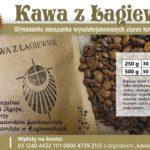 """""""Kawa z Łagiewnik"""" czyli ziarna miłosierdzia"""