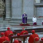 Pierwsza Niedziela Adwentu 2020 w Watykanie - Homilia papieża Franciszka i modlitwa Anioł Pański - 29 listopada 2020