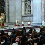 Uroczystość Jezusa Chrystusa Króla Wszechświata w Watykanie