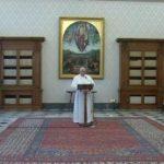 Anioł Pański z papieżem Franciszkiem - Niedziela Słowa Bożego - 24 stycznia 2021