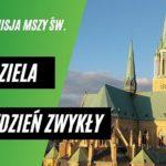 Msza św. z abp. Grzegorzem Rysiem - Niedziela, 17 stycznia 2021 - Transmisja z archikatedry św. Stanisława Kostki w Łodzi