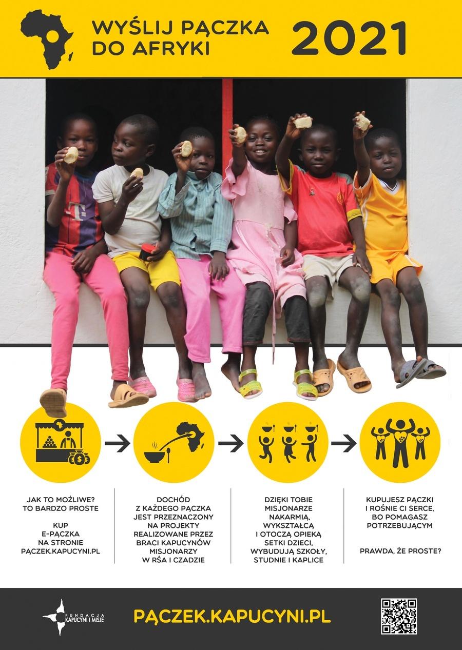 Wyślij pączka do Afryki 2021