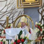Niedziela Miłosierdzia Bożego 2021 - Homilia abp. Marka Jędraszewskiego w Sanktuarium Bożego Miłosierdzia w Łagiewnikach - 11 kwietnia 2021