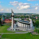 Sanktuarium Bożego Miłosierdzia w Łagiewnikach